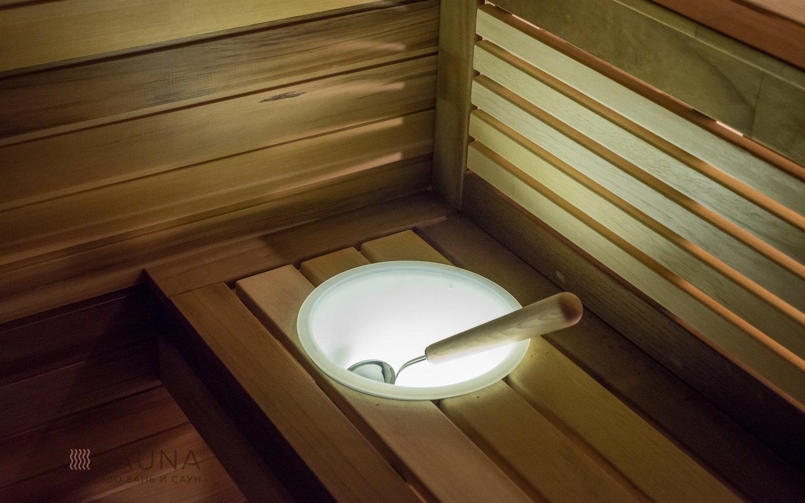 отделка бани сауны